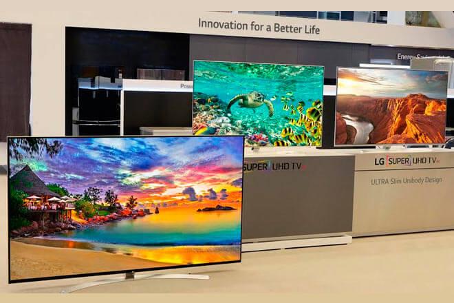 #CES2016: LG anuncia televisor 8K SUPER UHD de 98''