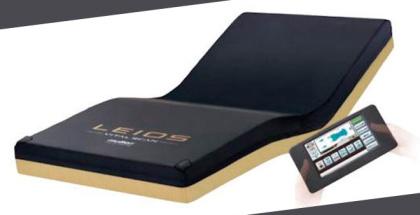 Este colchón inteligente reduce escaras y promueve una mejor circulación de la sangre