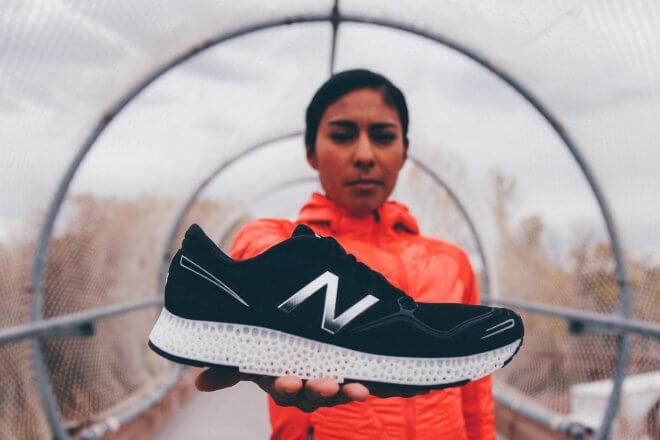La impresión 3D llega a la suela de estas zapatillas para correr de New Balance