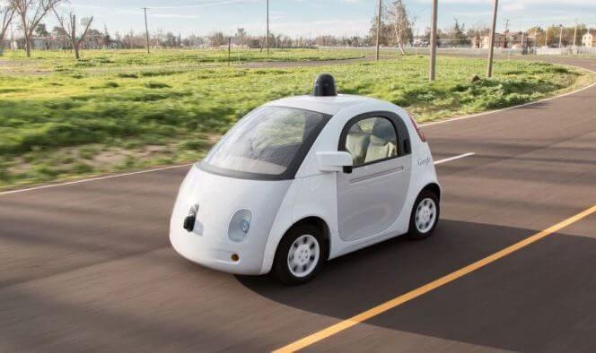 Coches autónomos de Google estarían a la venta pronto