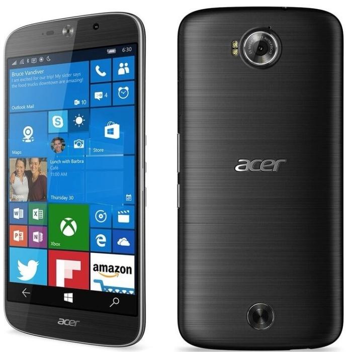 Acer Jade Primo, el teléfono móvil Windows que se convierte en ordenador