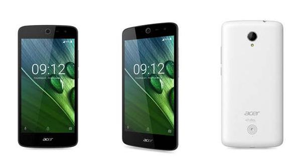 Liquid Zest: características del móvil barato 4G de Acer