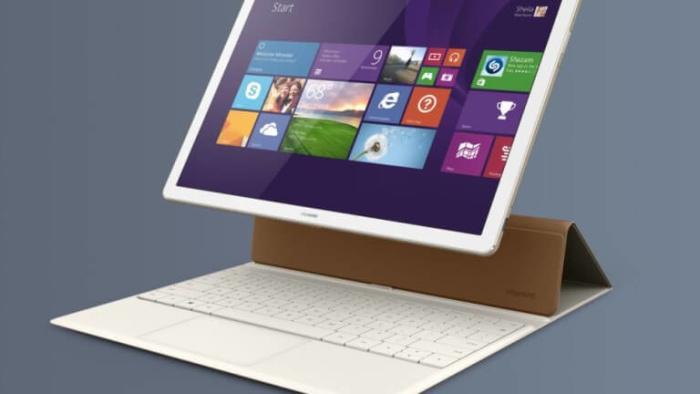 Huawei MateBook, el 2 en 1 de Huawei, ya se puede comprar en España
