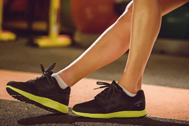 IoFit, las zapatillas inteligentes de Samsung para hacer deporte