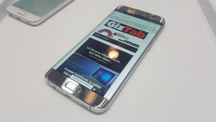 Samsung Galaxy S7 edge recibe el premio al Mejor Smartphone 2016 en el MWC