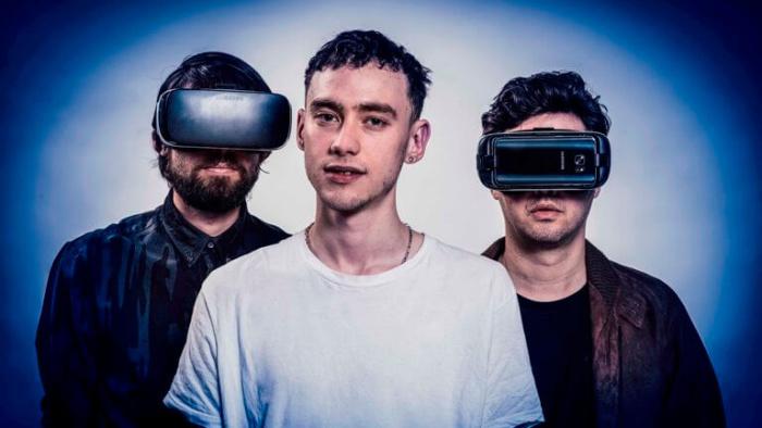 Las Samsung Gear VR transmiten concierto del grupo Years &Years