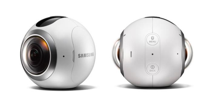 Samsung Gear 360 ya se puede comprar en Amazon