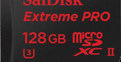 SanDisk Extreme PRO UHS II