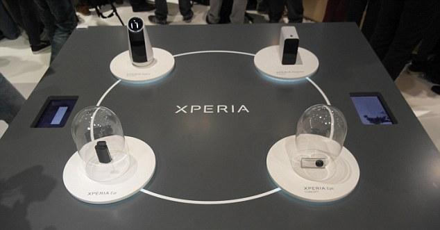 Sony presenta sus dispositivos para el hogar inteligente