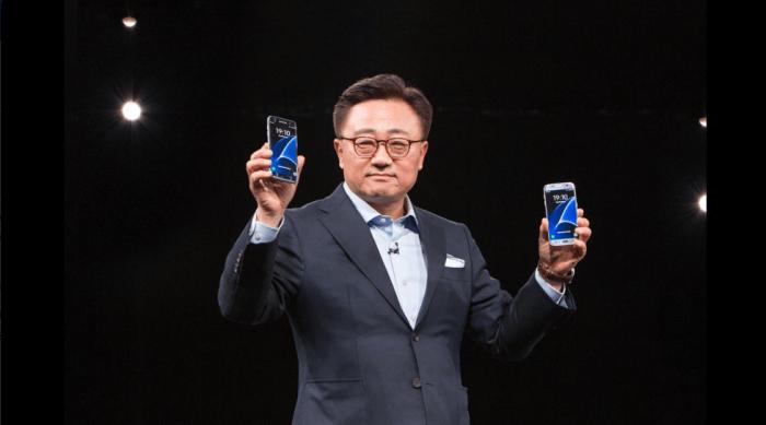El Samsung Galaxy S7 ya desempacó en Barcelona
