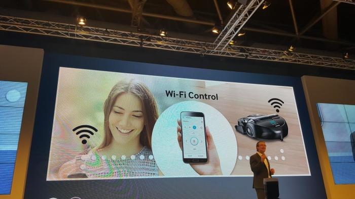 Samsung revela c mo ser el hogar inteligente del futuro - Frigorifico del futuro ...