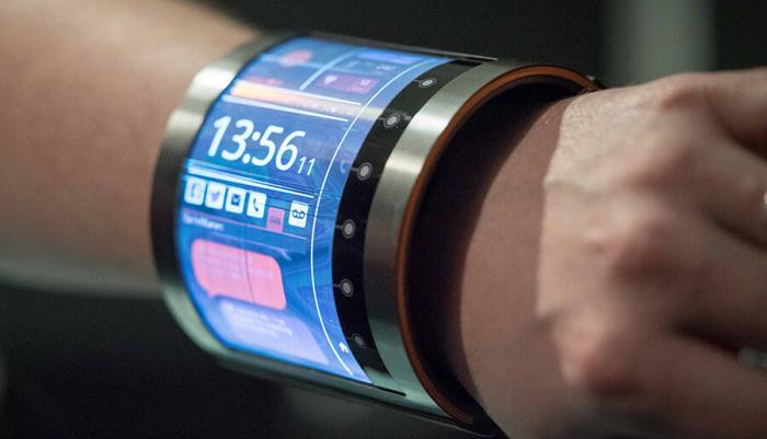 El móvil flexible que puedes usar como smartwatch ya es realidad