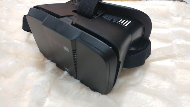 gafas de realidad virtual woxter neo vr1 diseño