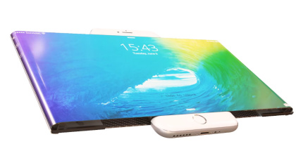 iPhone 7 Pantalla flexible