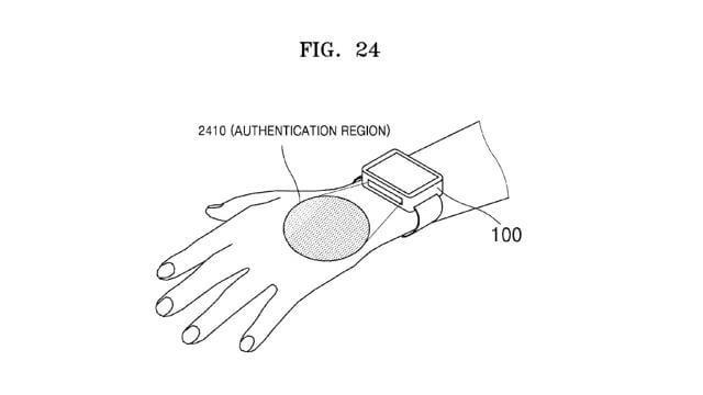 smartwatch futuro samsung biometria