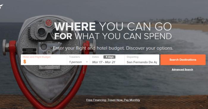 ¿Quieres viajar por menos de 50 euros? Wherefor te dice cómo