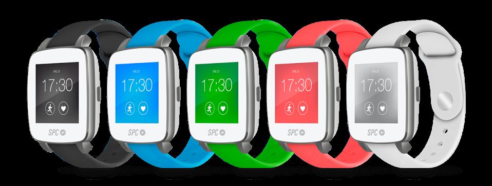 reloj inteligente SPC Smartee Watch Sport