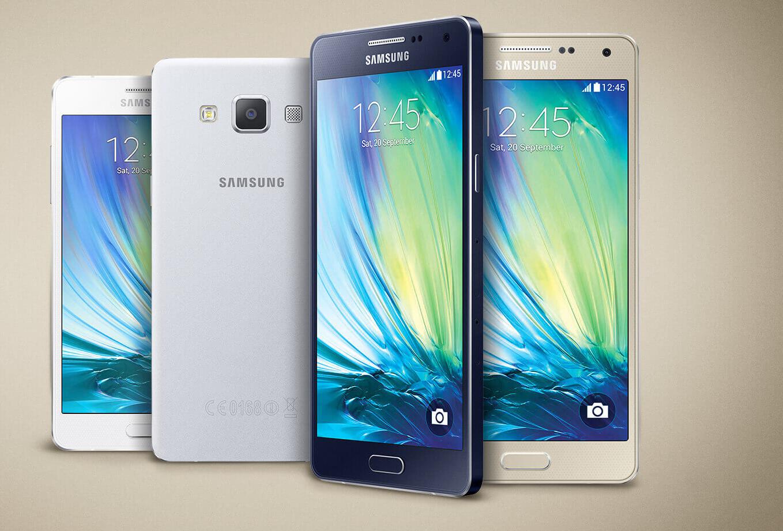 Guía WiFi del Samsung Galaxy A5
