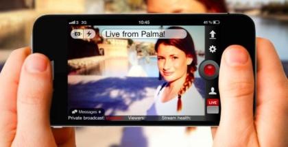 Streaming desde el móvil