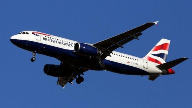 drone casi hizo estrellar un avión Airbus A320