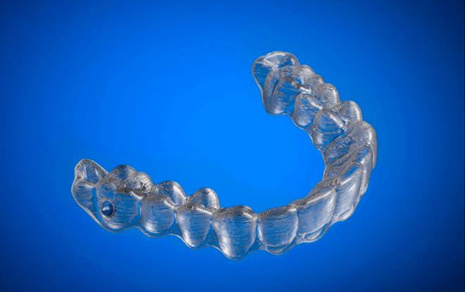 corrector bucal en impresión 3D