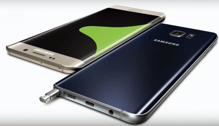 Samsung Galaxy Note 6: Características, especificaciones y todo lo que sabemos hasta ahora