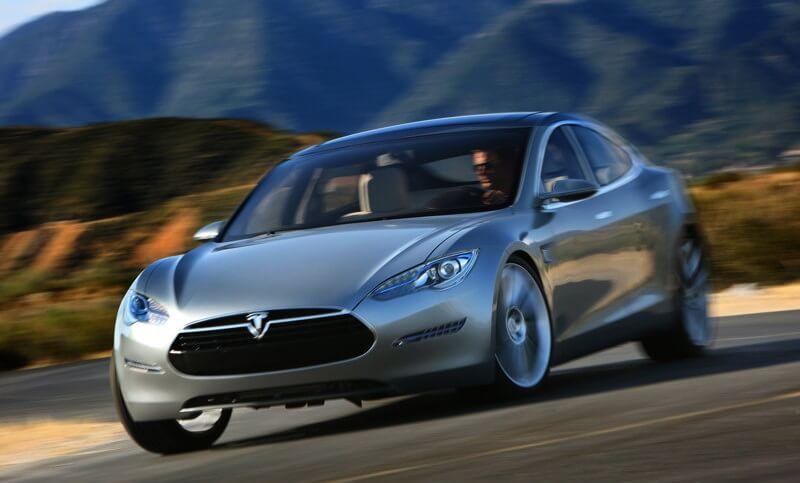 Coche eléctrico Tesla Model 3