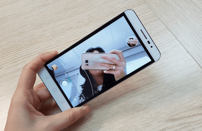 coolpad modena analisis camara review