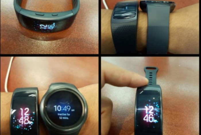Samsung Gear Fit 2 y Gear IconX, los nuevos wearables de Samsung