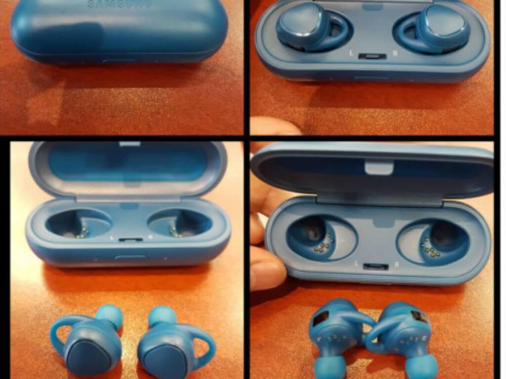Auriculares Samsung Gear IconX