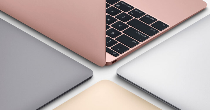 MacBook Oro Rosa