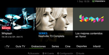 Dolby Digital Plus Movistar+