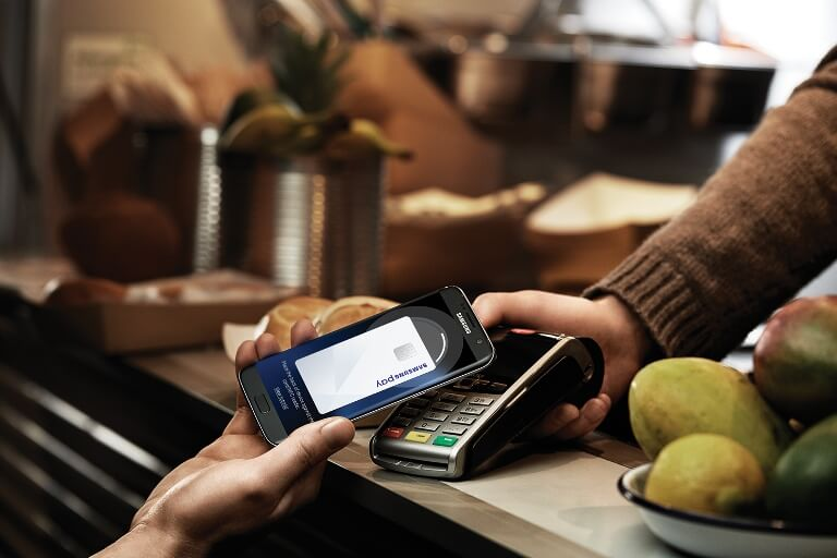 Las tarjetas de Banco Sabadell estarán en Samsung Pay