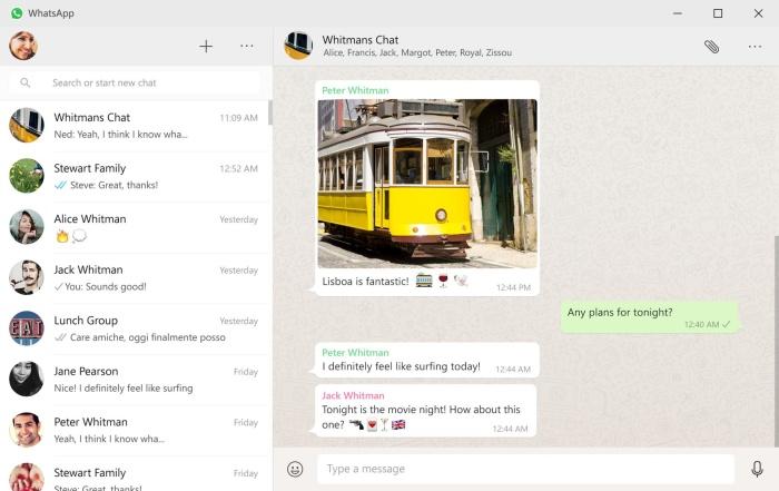 WhatsApp para ordenador ya es oficial: todos los detalles