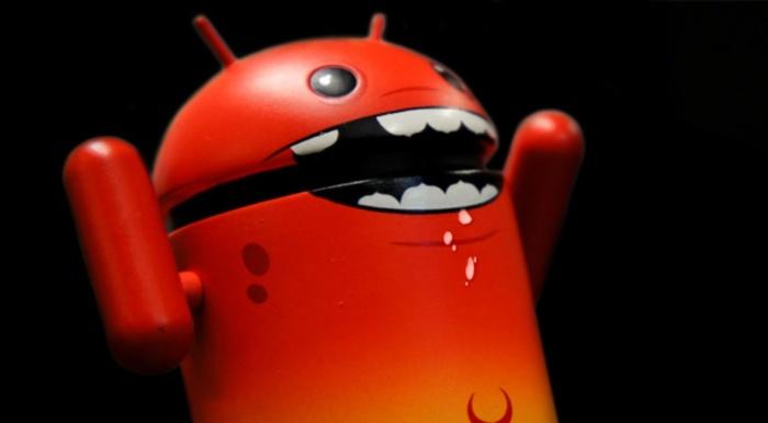 Cientos de apps de Android infectadas con malware que roba tus datos
