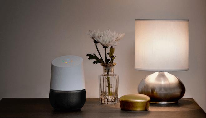 Accesorios compatibles con Google Home: bombillas y enchufes