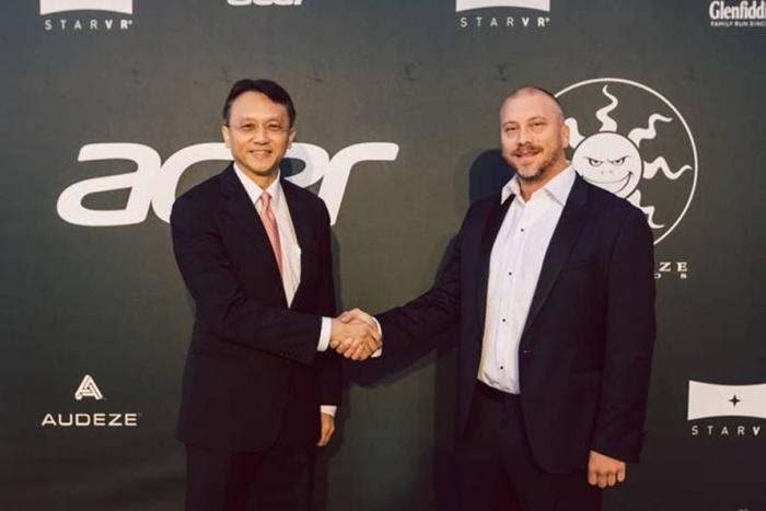 Acer entra de lleno a la realidad virtual con Acer Starbreeze Corporation