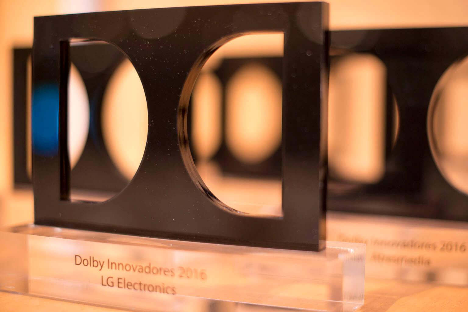 Galardones Innovadores de Dolby