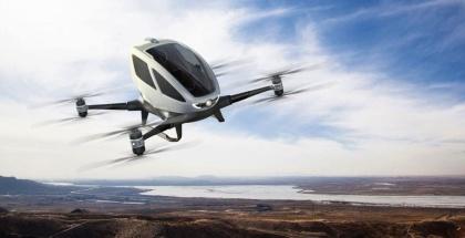 Dron EHang 184