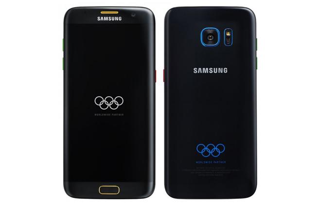 Edición olímpica del Samsung Galaxy S7 Edge y realidad virtual, lo que trae Samsung para Río 2016