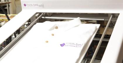 Robot doblador de ropa Foldimate