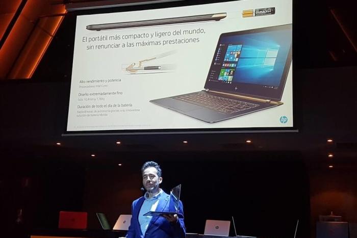 HP Spectre: Todo sobre el portátil más delgado del mundo