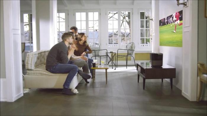 Philips Screeneo 2.0, el nuevo proyector de Philips para el cine en casa