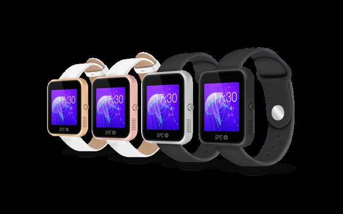 Los nuevos relojes y pulseras inteligentes de SPC por menos de 100 euros