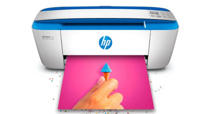 Los hogares españoles usan cada vez más las impresoras según HP