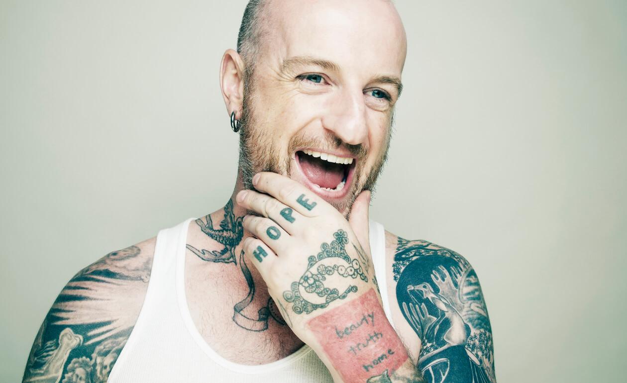 Software del FBI que identifca tatuajes