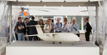 Dron Thor de Airbus