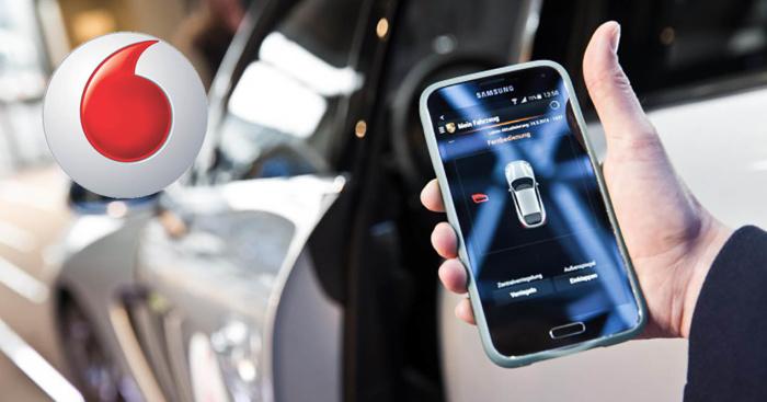 Vodafone Automotive, la solución de Vodafone para los coches conectados