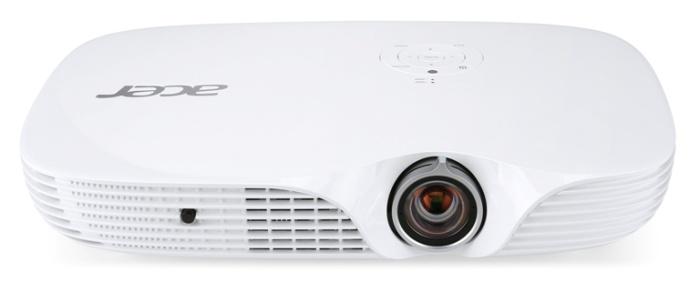 Acer K650i, el nuevo proyector LED de Acer para tener tu propio cine en casa