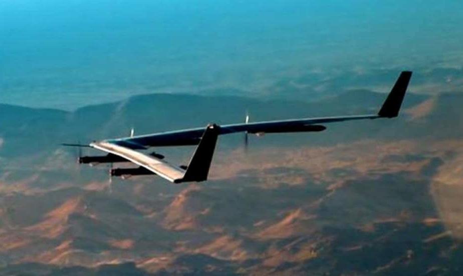 Aquila, el drone de Facebook